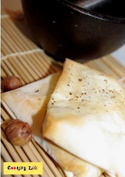Croustillants raclette